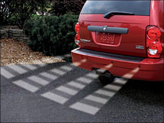 Front/Rear Parking Sensors
